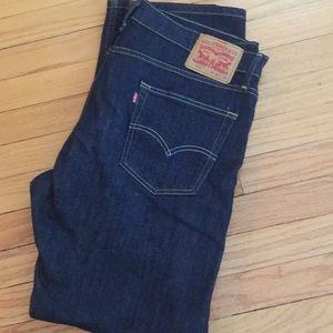 Mens Levi 513 Jeans